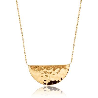 Collier femme plaqué or Rafaela