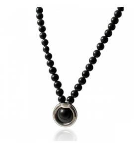 Collier Tibetain Onyx