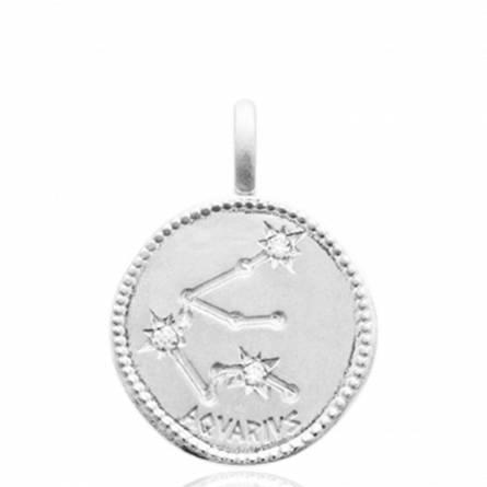 Constellation Verseau Pendentif