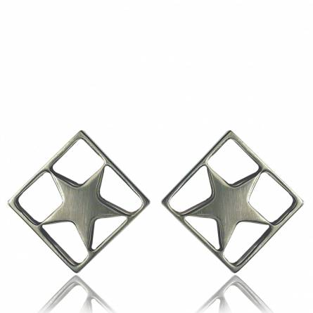 Etoile carrée Earrings