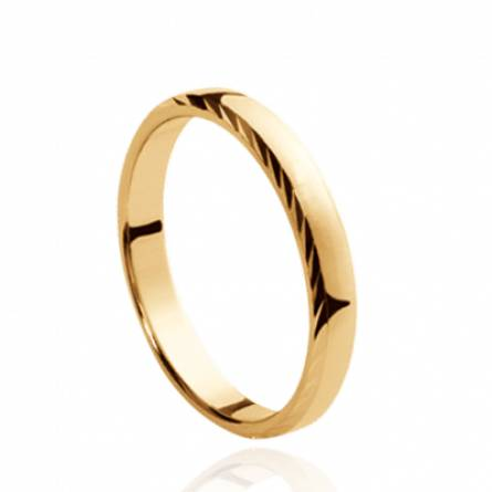 Gold plated Barnabé ring