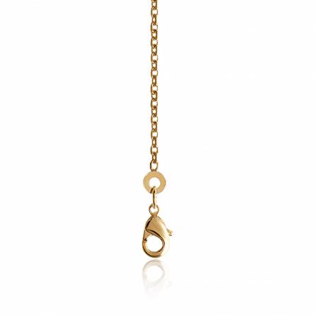 Gold plated forcat chains