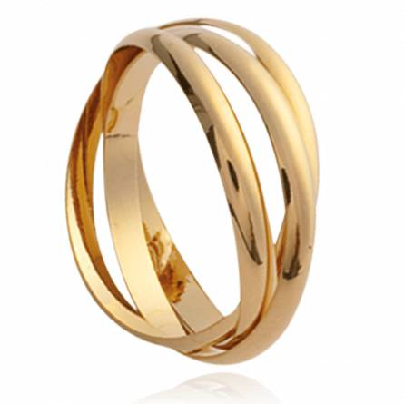 Gold plated Jeux  union 1 ring