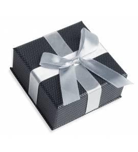 Grey jewelery box