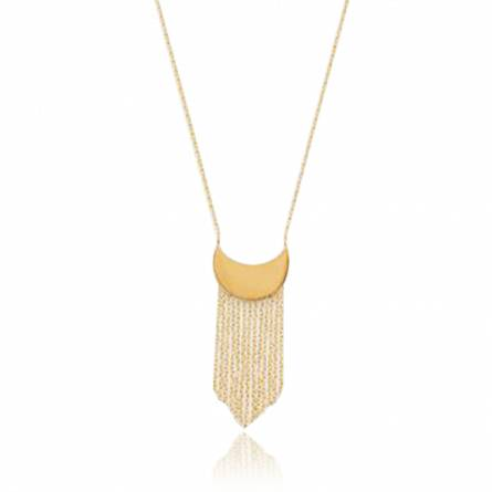 Halsketten frauen goldplattiert Rachilde