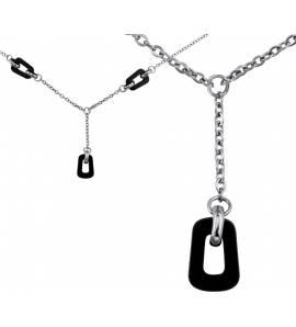 Halsketten frauen keramik Nottingham schwarz