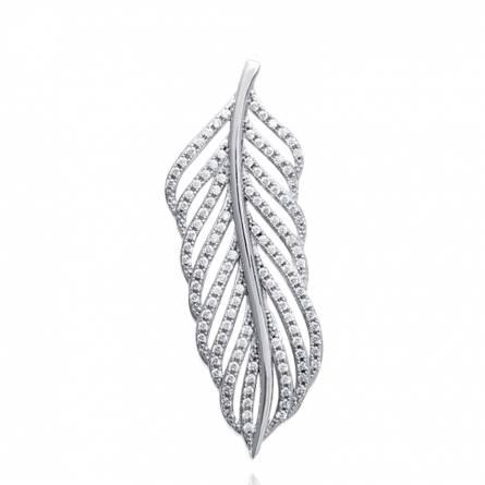 Hangers dames zilver Benita