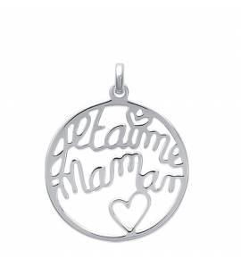 Hangers dames zilver Inconditionnel harten
