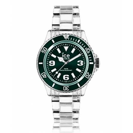 Horloges dames plastic ICE Pure groen