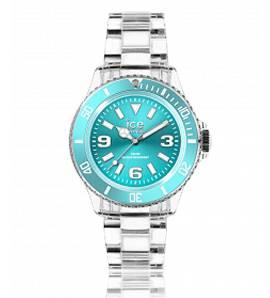 Horloges dames plastic ICE Pure turquoise