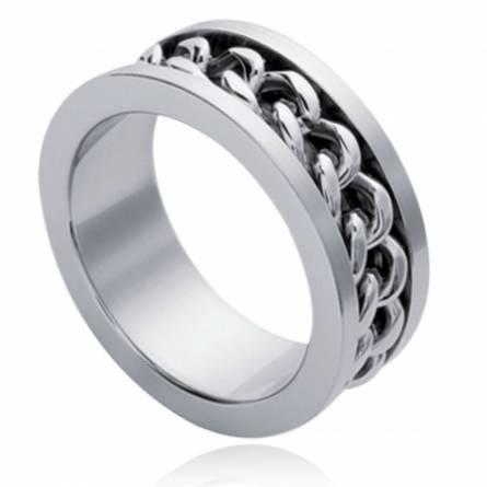 Inel barbati oțel Ormana