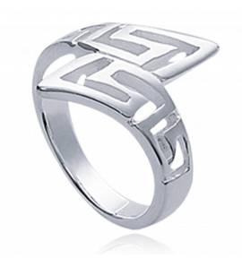 Inel femei argint Géométrie