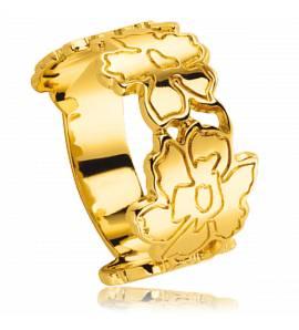 Inel femei placate cu aur Ardia