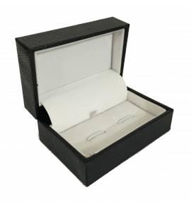 Man black jewelery box