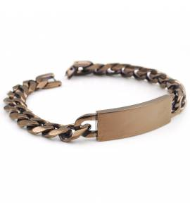 Man copper bracelet