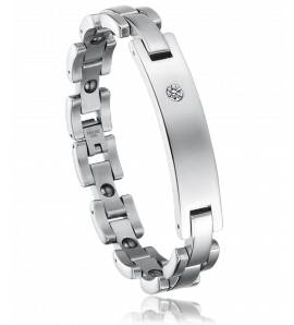 Man stainless steel bracelet
