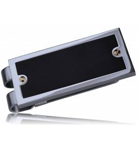 Man stainless steel Casual  black money clip