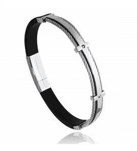 Man stainless steel Chochana bracelet