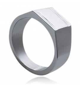 Man stainless steel Domusa ring