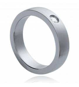 Man stainless steel Maxim's intemporel ring