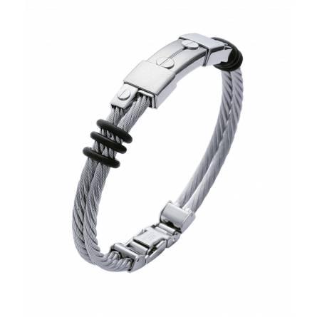 Man stainless steel Ozil bracelet