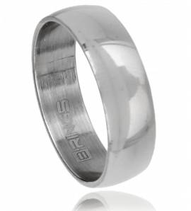 Man stainless steel Trendy ring