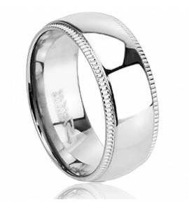 Man titanium Hesperia ring