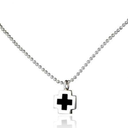 Minimaliste croix necklace