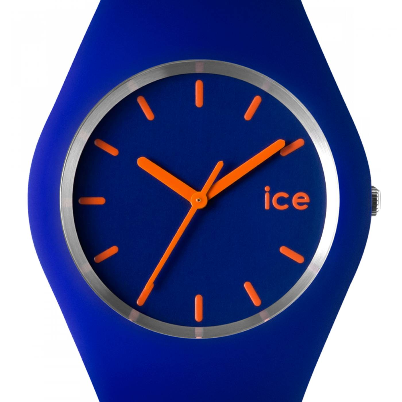 montre homme femme ice silicone bleu ice watch. Black Bedroom Furniture Sets. Home Design Ideas