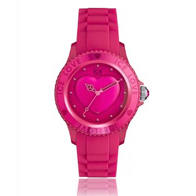 Montre ICE-WATCH ICE LOVE rose