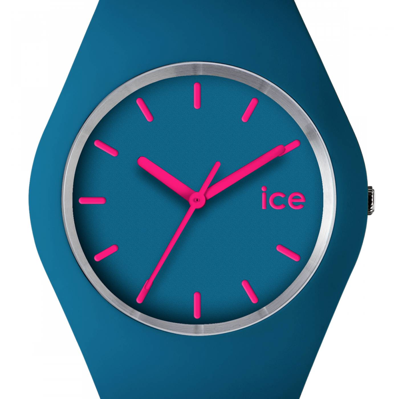 montre ice watch bleu turquoise. Black Bedroom Furniture Sets. Home Design Ideas
