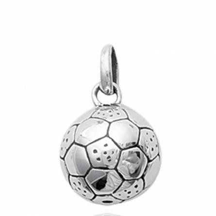 Pandantiv argint Ballon Rond Mondial