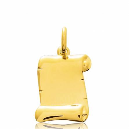 Pandantiv aur Abramo pergament