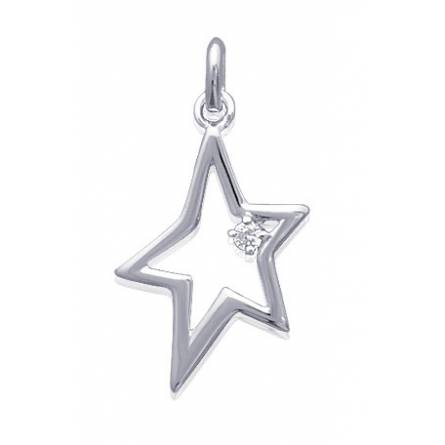 Pendentif étoile adoration