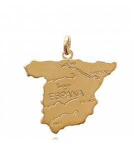 Pendentif Espagne