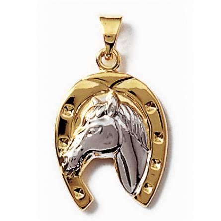 Pendentif fer de cheval