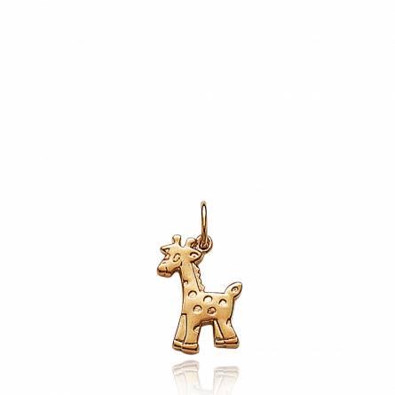 Pendentif Girafe enfant