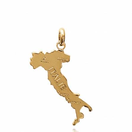 Pendentif Italie