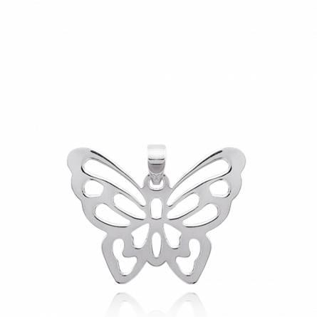 Pendentif Papillon Ajouré