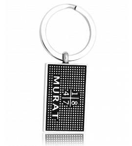Porte-clés black 1847