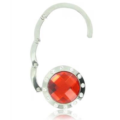 Porte sac diamant rouge Abarran
