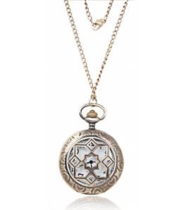 Reloj de bolsillo mujer metal-dore Old style baroque