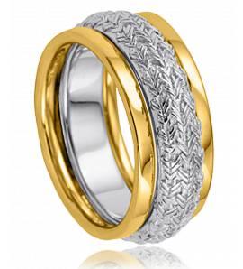 Ringe frauen goldplattiert Dualité