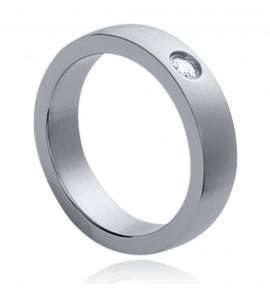 Ringen heren roestvrijstaal Maxim's intemporel