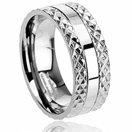 Ringen heren titanium Moriah