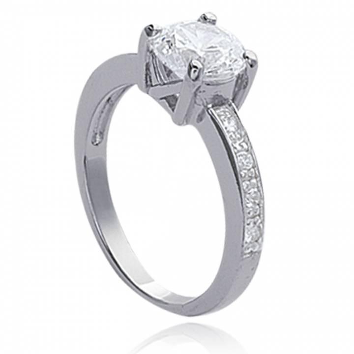 zilver diamant