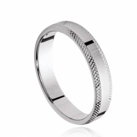 Silver Nao ring