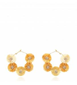 Starry Sun Earring 2