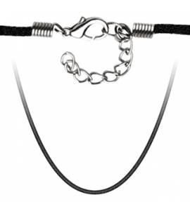 Velvet Sebouné  black necklace