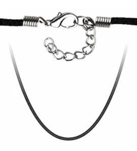 Velvet Sebouné  black necklace